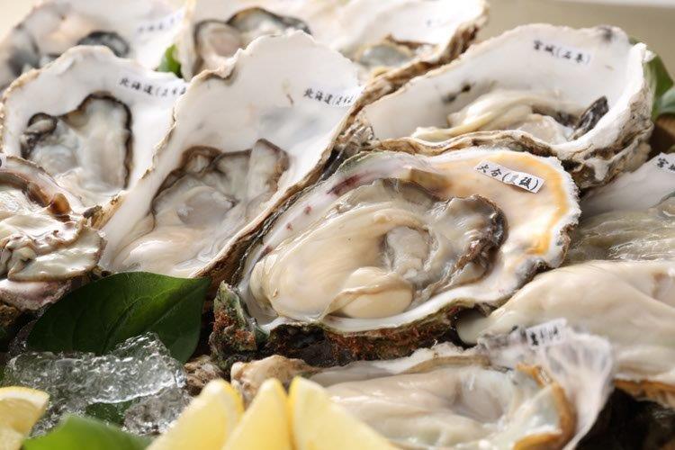 【忘年会 受付中】和食オイスターバーのミトラタカセで牡蠣尽くしの忘年会